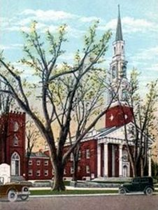 Third and current church, 1920s