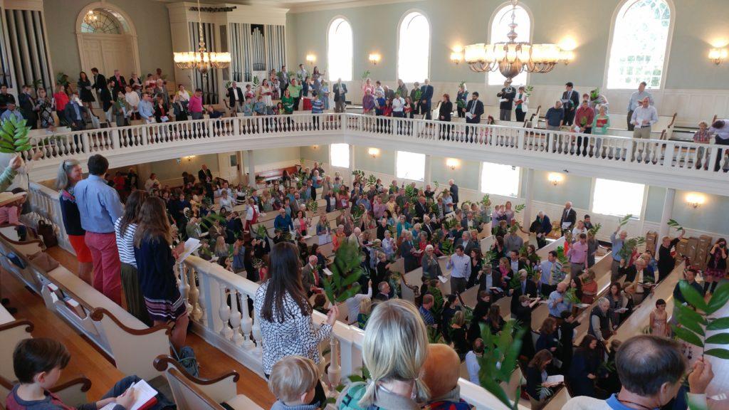Worship Services - University UMC - Chapel Hill, NC